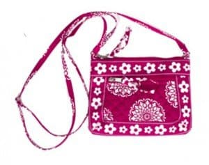 Petite Shoulder Bag. Made in the USA by Stephanie Dawn.