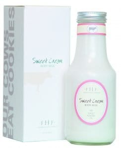 American Made Farmhouse Fresh Sweet Cream Body Milk |Paraben- Sulfate- and Gluten-Free Skincare Made in Texas