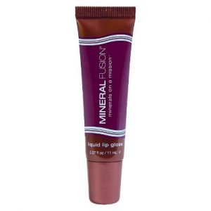 Gluten-Free Mineral Fusion Liquid Lip Gloss | Made in USA