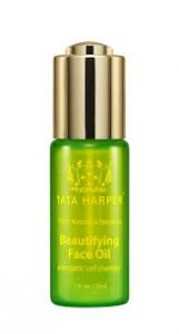 Radiant Energized Skin with Vegan Gluten-, Cruelty-GMO-Free Skincare | Tata Harper Beautifying Face Oil | Reviewed on USA Love List