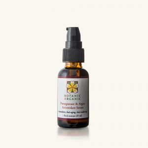 The Best Facial Oil I Have Ever Tried - Botanic Organic Pomegranate & Argan Antioxidant Oil Serum