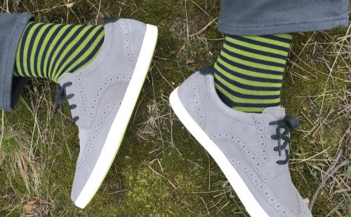 American Made Men's Fashion Socks From This Night   Made in Pennsylvania From US-Grown and Spun Cotton