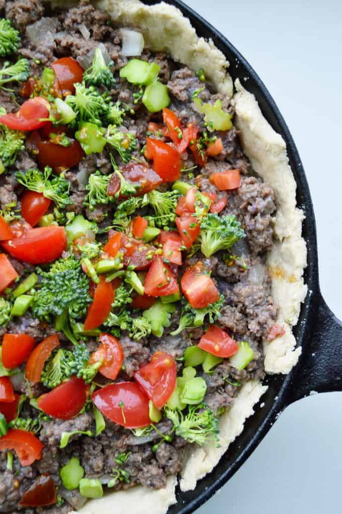 Cast Iron Recipes | Rustic Meat Skillet