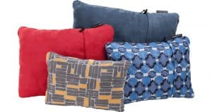 Therm-A-Rest Comressible Pillow is Made in the USA
