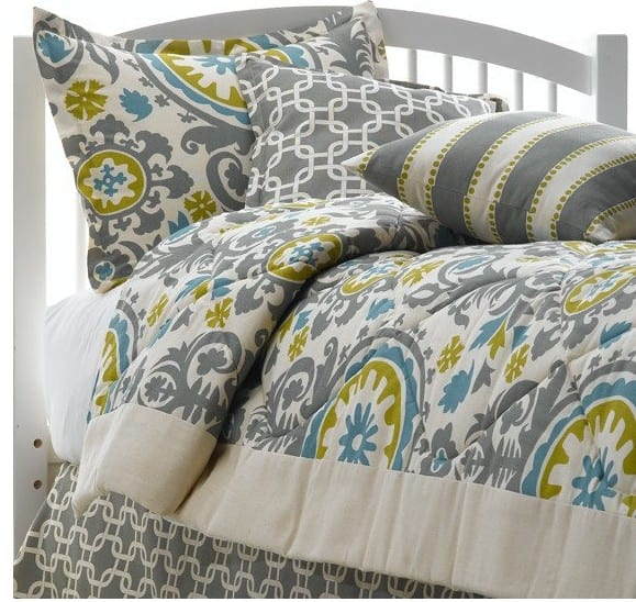 Dorm room bedding by American Made Dorm & Home | Made in USA