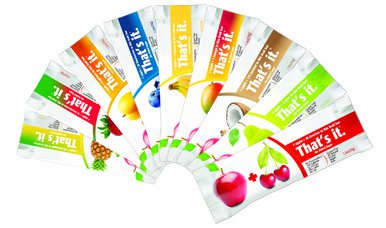 Thats It Fruit Bars Reviewed | Non-GMO and Gluten Free Snacks
