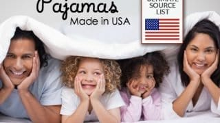 The Perfect Pajamas Made in USA: The Source List