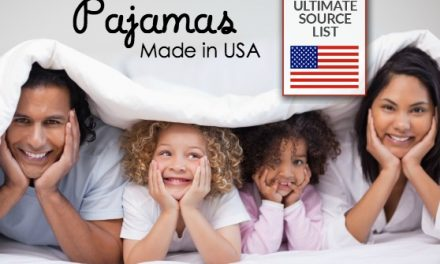 The Perfect Pajamas: A Made in USA Source List