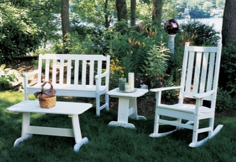 Made in USA Outdoor furniture by Seaside Casual #usalovelisted