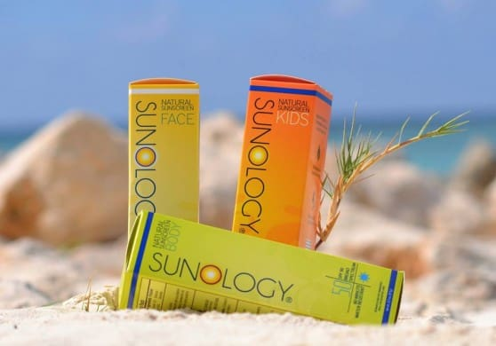 Sunology Mineral Sunscreen | EWG Rated 1 | Non-Toxic American Made Sunscreen