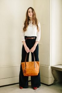 American Made Handbags from FOUNT Leather | Handcrafted in Ohio