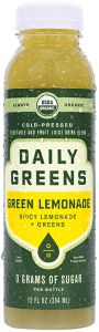 Natural Detox Cleanse: Daily Green Cold Pressed Juice Reviewed | We Love the Organic Green Lemonade