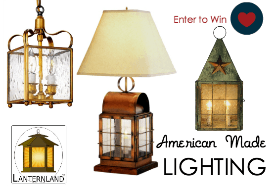 Lanternland American made lighting