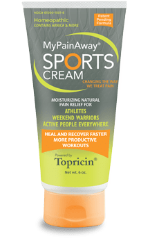 Gym bag essentials: Topricin Sports Cream - Unscented muscle rub #usalovelisted #gymbag #fitness