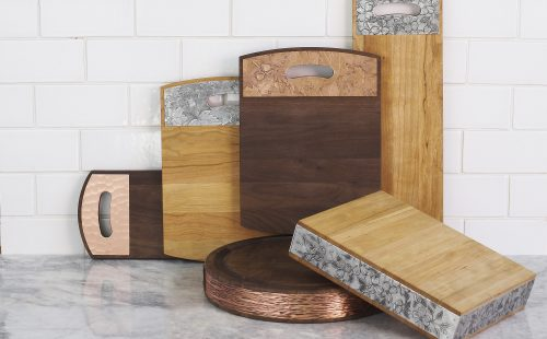 American Made Cutting Boards From Warther's | Gifts for Her | Wedding Gift Ideas