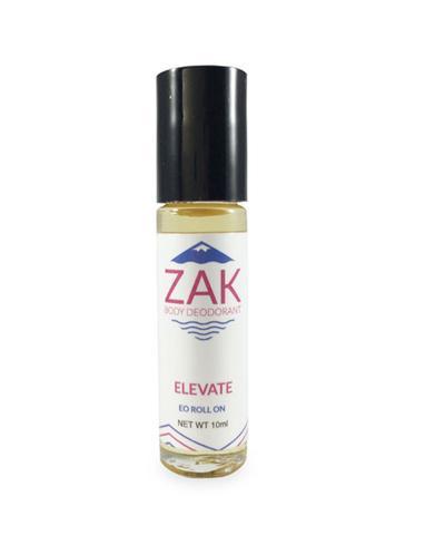 Non-Toxic, Roll-On, Baking Soda Free Natural Deodorant from ZAK Detox Deodorant | 20% off with code USALOVEZAK