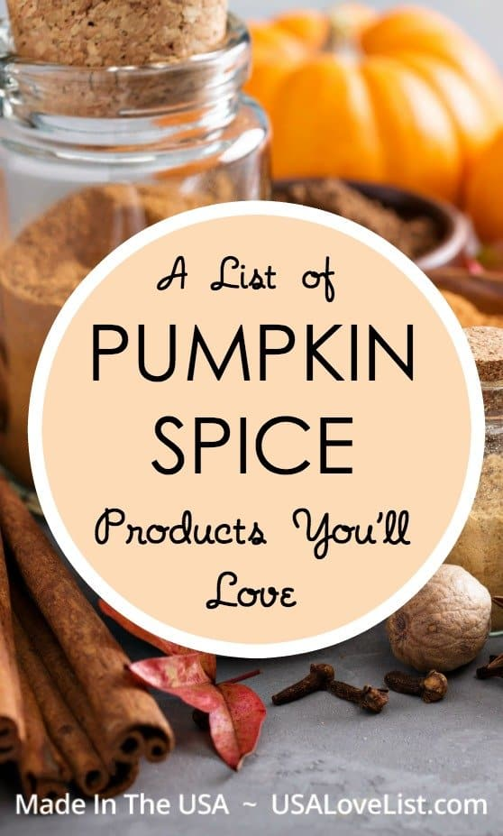 Pumpkin spice products you'll love | Pumpkin spice treats | Pumpkin spice snacks