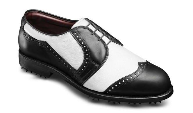 Allen Edmonds Golf Shoes | Made in USA | Unique Golf gifts