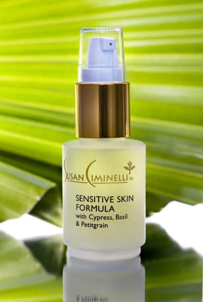 Susan Ciminelli Sensitive Skin Formula for glowing skin and anti aging