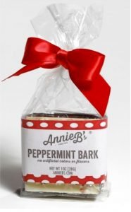 VALENTINE'S DAY GIVEAWAY! Enter to win Annie B's Peppermint Bark | Ends 2/2/ 17