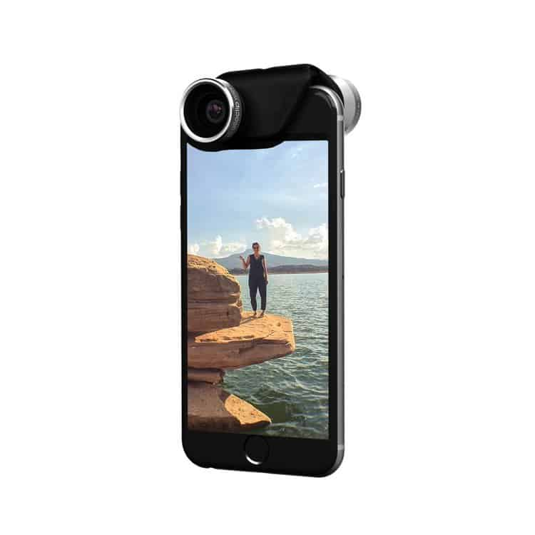 American Made Tech and Travel Essentials | olloclip iPhone Camera Lens