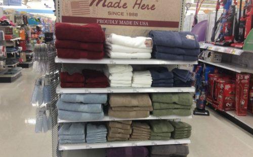 Finding 'American Made' At Walmart