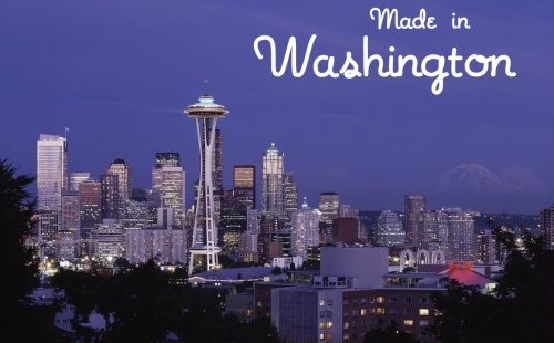 Items we love made in Washington state