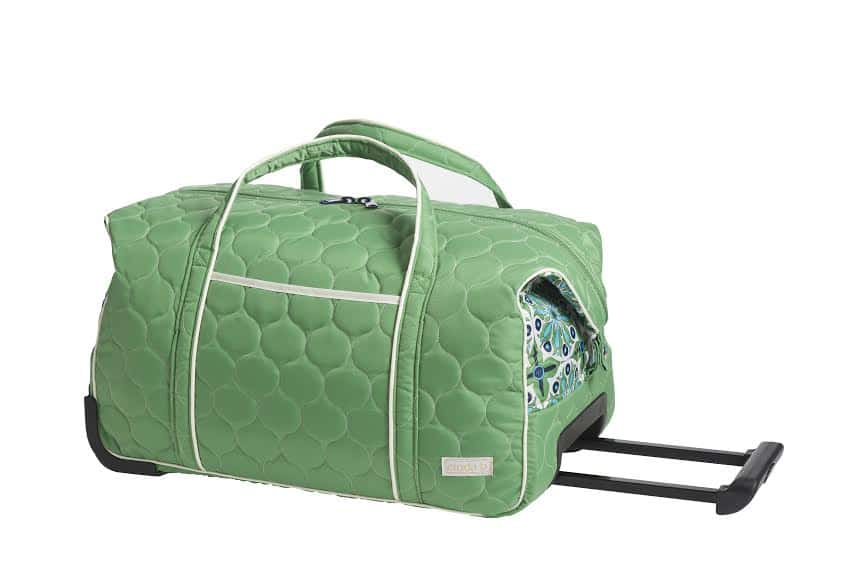 Lightweight American Made Luggage from Cindab| Travel Essentials and Packing Guide