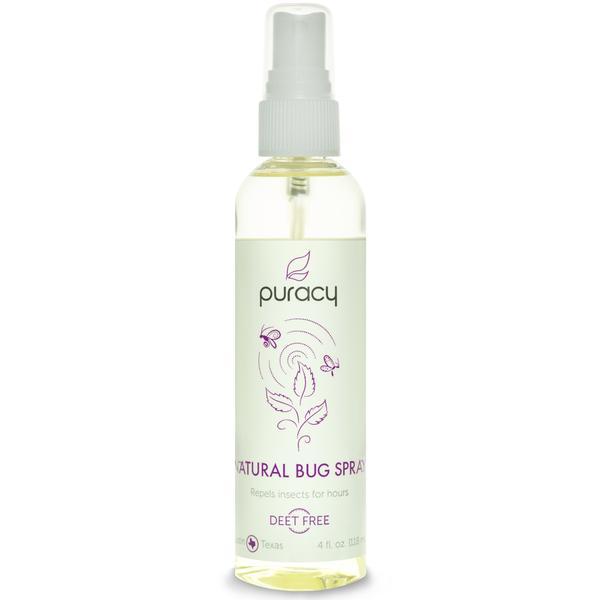 Non-Toxic DEET Free Puracy Bug Spray