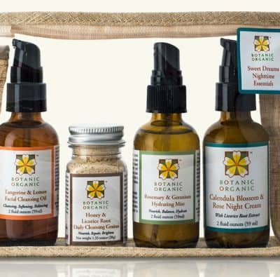 Organic Vegan Beauty Products From Botanic Organic Discount 15 percent off with code LOVELIST15