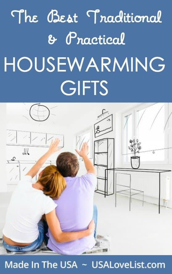 Traditional housewarming gifts | The best housewarming gifts | Practical housewarming gift ideas