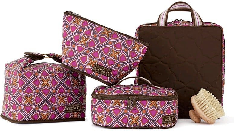 Travel Essentials and Packing Guide Travel Case Sets from Cindab