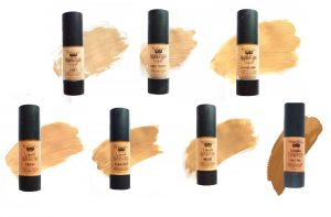 Vegan, Organic Non-Toxic Liquid Foundation Under $25 from Moody Sisters