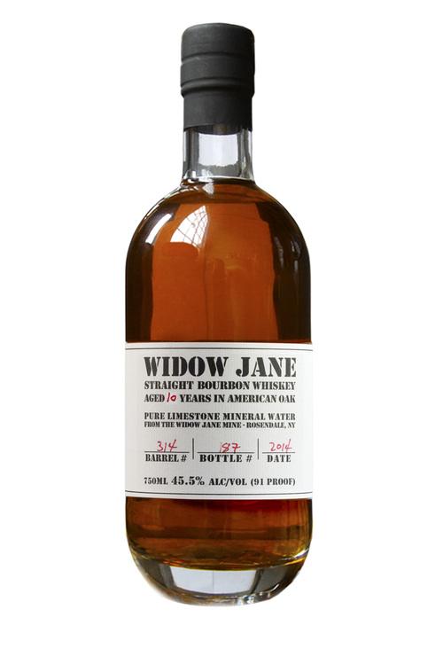 Widow Jane 10 Year Straight Bourbon Whiskey