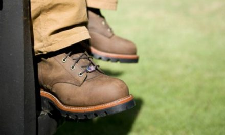 Giveaway: Made in USA Chippewa Boots from Work 'N Gear