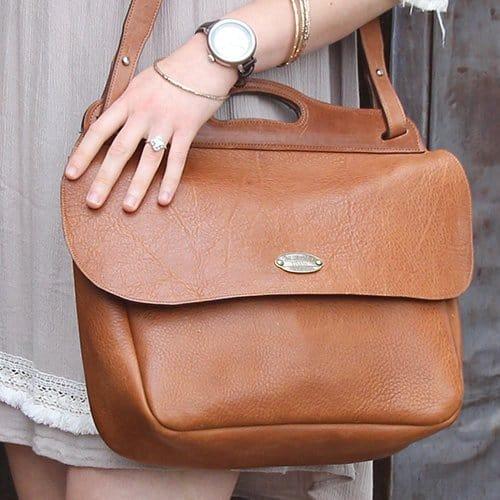 American Made Handbags from Col. Littleton #usalovelisted #handbags