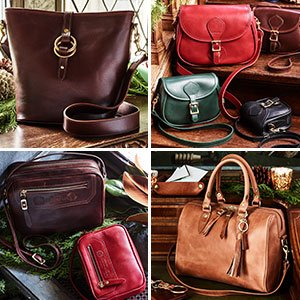 American Made Leather Handbags from JW Hulme | Made in Minnesota