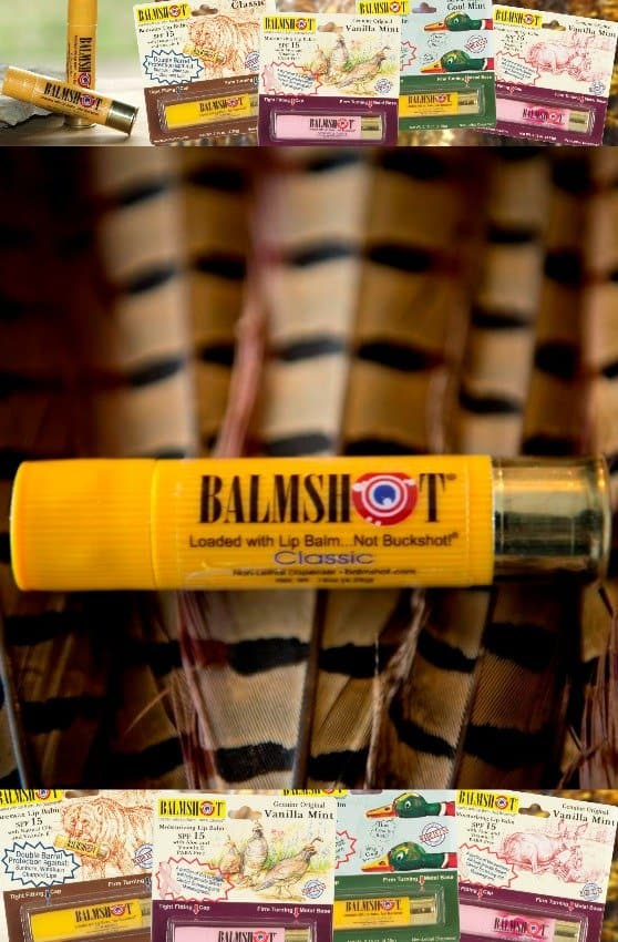 ENTER TO WIN a six pack of lipbalm by Balmshot.
