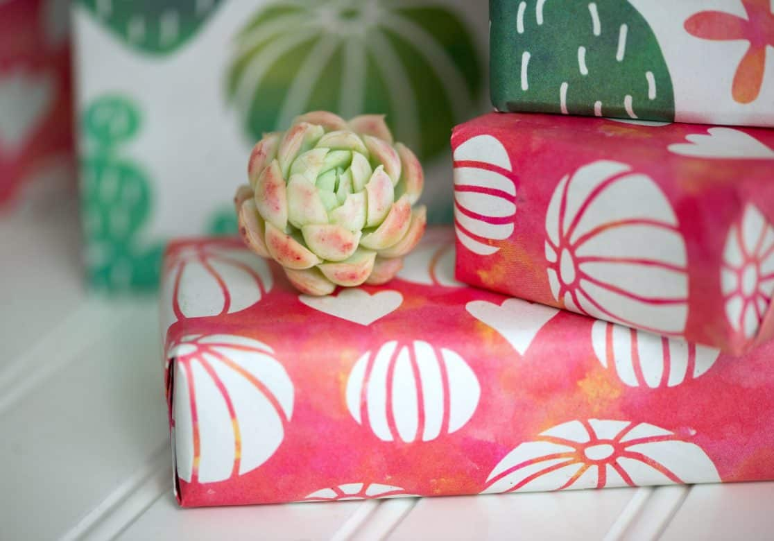 Wrappily - American Made Eco Friendly Wrapping Paper