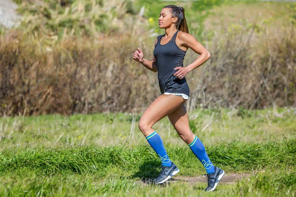 Made in USA Hiking Gear: Lily Trotters compression socks- save 25% now with code USALOVE #promo #usalovelisted #hikinggear #outdoorgear