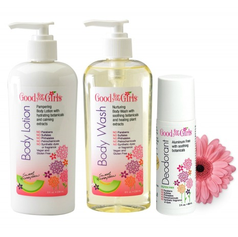 American Made Beauty Brans for Tweens Under $30 - Good for You Girls