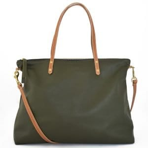 American Made Leather Tote and Handbags from k.slademade