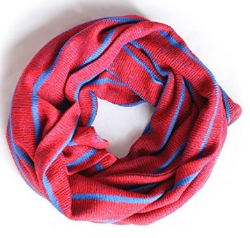How to wear a scarf: Jubilee Couture infinity scarf #usalovelisted #fashion