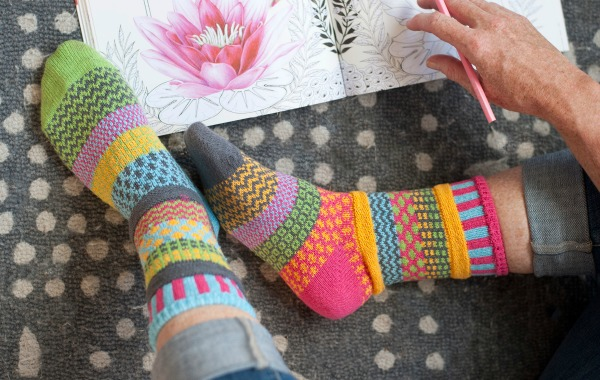 Want, Need, Wear, Read: Soulmate Socks #gifts #holidaygifts #socks