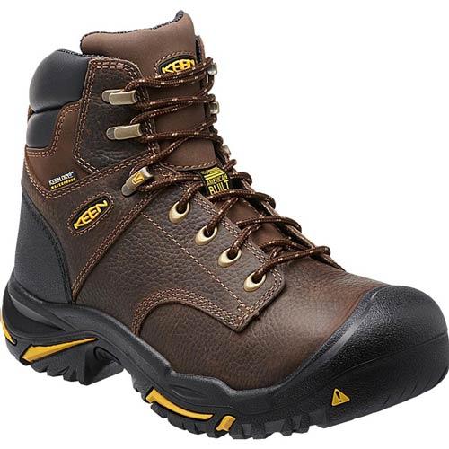 American built Keen boots