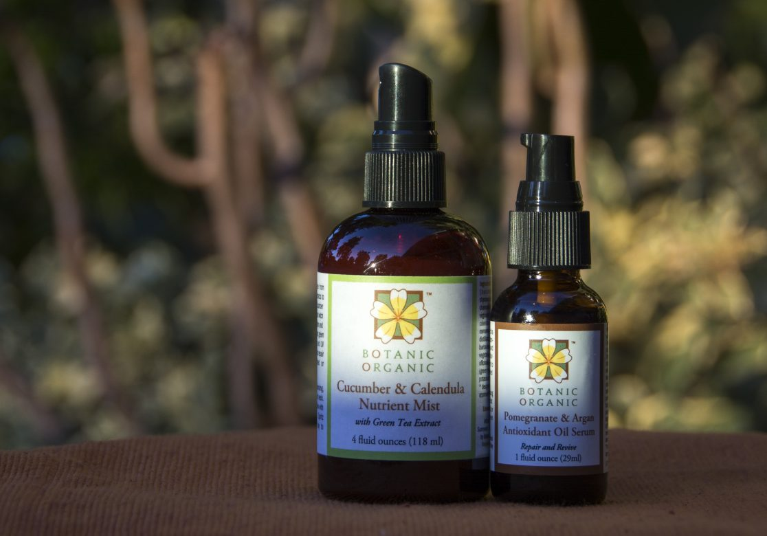 Non-Toxic, Natural, Plant Based Anti-Aging Skincare from Botanic Organic