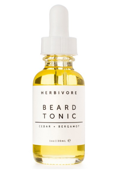 Gifts for Men: Herbivore Botanicals Beard Tonic #usalovelisted #giftsformen