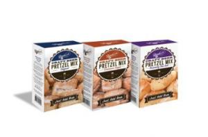 Gifts for beer lovers: Boardwalk Food Company Craft Beer Pretzel Mix