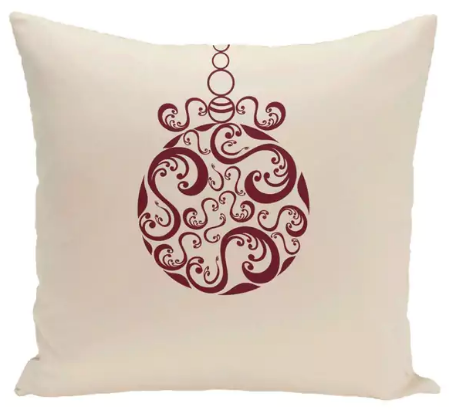 Quick and Easy Holiday Decor #holidaydecor #holiday #pillows