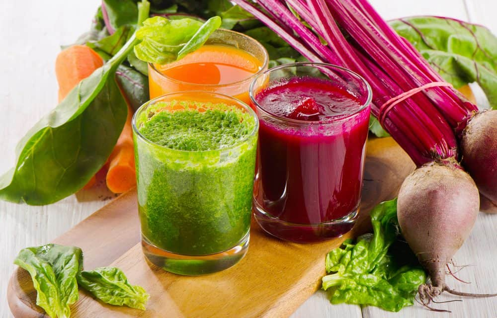 Six Ways to Cleanse and Detox for a New You